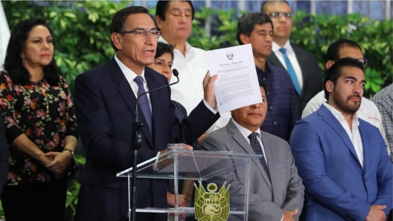 Coronavirus en Perú: Ejecutivo anuncia subsidio para que ...