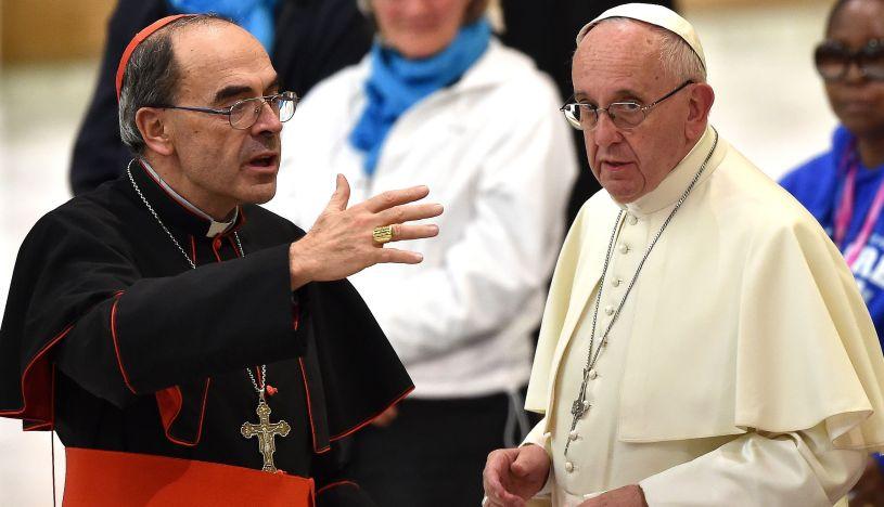 Papa Francisco recibirá al cardenal francés sentenciado por silenciar casos de pederastia