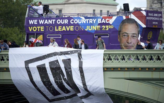Gran Bretaña se juega su salida de la Unión Europea