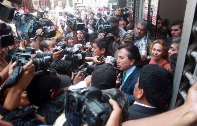 Alejandro Toledo: Caso Ecoteva entra a etapa de investigación