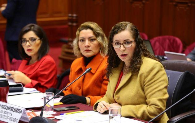Comisión de Constitución aprueba nuevas causales para eliminar inscripción de partidos políticos