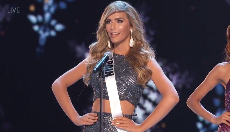 Ángela Ponce pasaría a la final del Miss Universo 2018 al figurar en el posible TOP 20   FOTOS