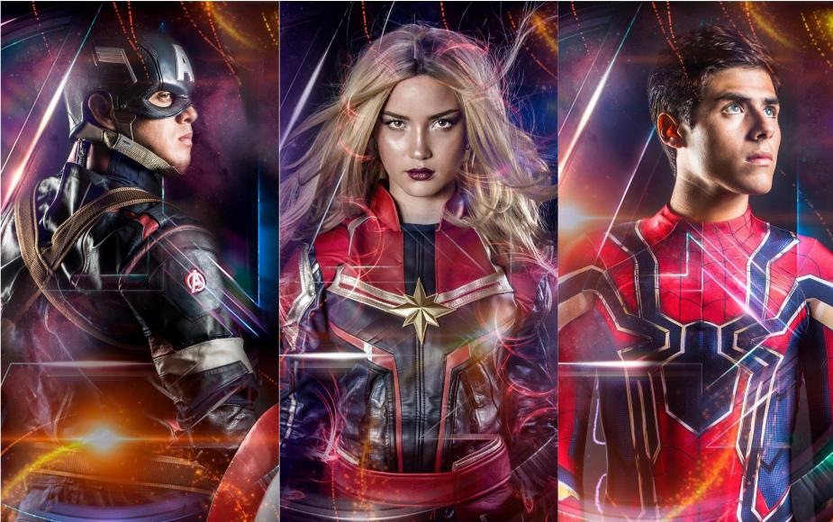 Los Avengers llegan al teatro peruano en versión musical