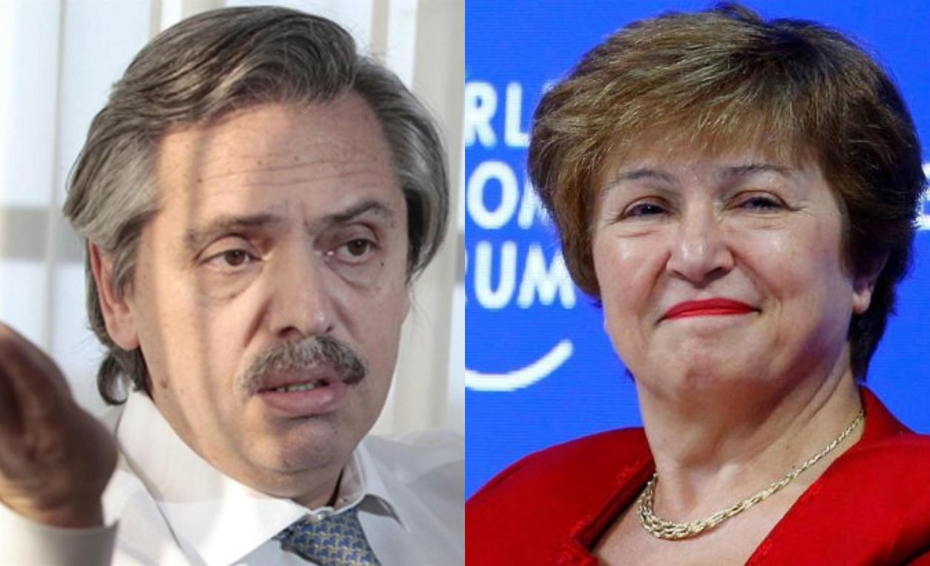 """Candidato Fernández dice que FMI es también """"causante"""" de crisis en Argentina"""