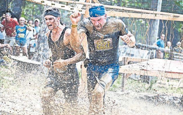 MudmanX: El gran desafío en la pista de obstáculos