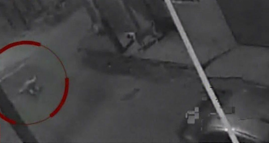 Dejan cadáver de hombre en calle de Independencia [VIDEO] - Diario Perú21
