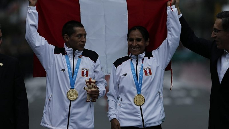 Lima 2019 | Gladys Tejeda y Christian Pacheco: así reaccionó la prensa mundial tras ganar medallas de oro | FOTOS