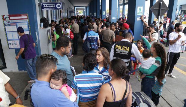 Más de 4 millones de venezolanos han emigrado huyendo de la crisis que vive su país. (Foto: EFE)