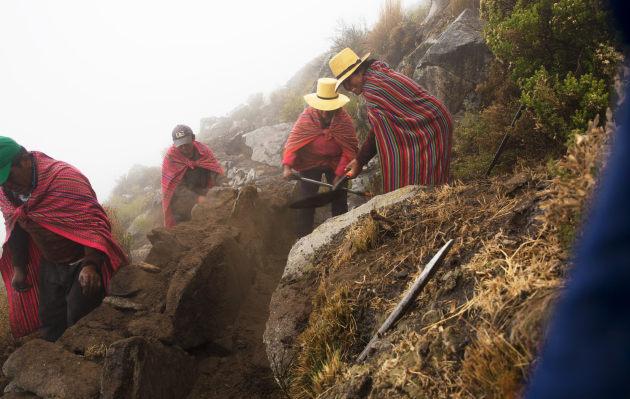 Revista británica: sistema hidráulico preinca podría salvar Lima de crisis de agua