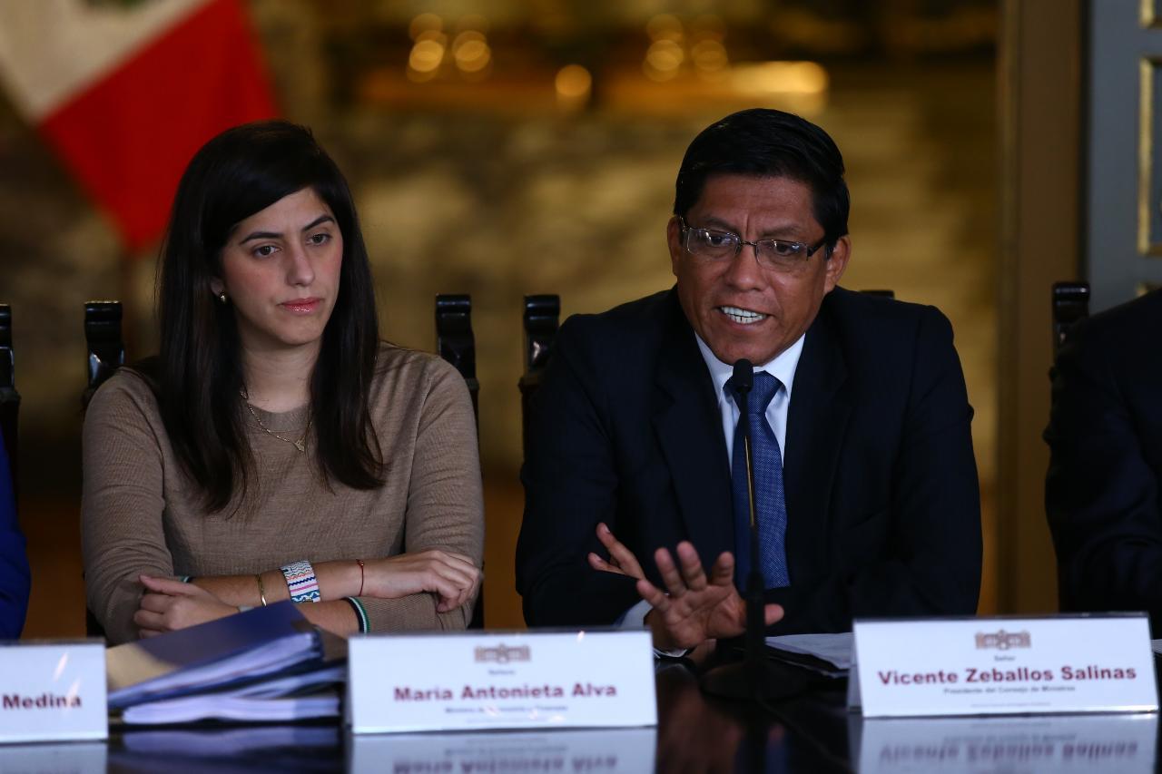 Vicente Zeballos sobre Edmer Trujillo: No podemos caer en generalidades - Publimetro Perú