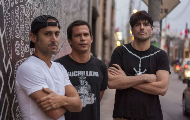 Cuchillazo serán teloneros de Slash en Lima