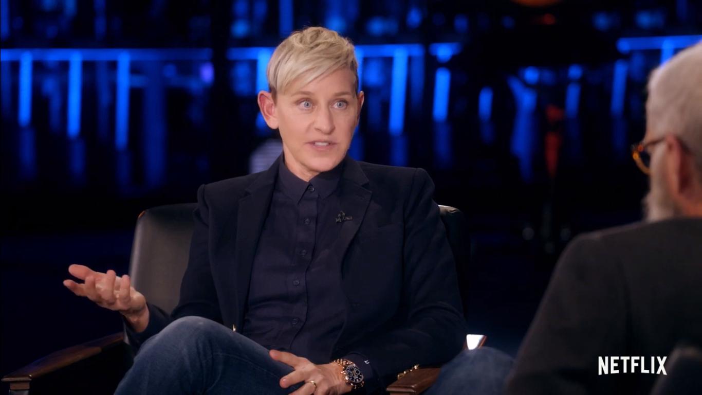 Ellen DeGeneres revela que su padrastro abusó sexualmente de ella a los 15 años | VIDEO