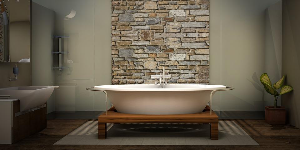 Estos elementos se lucen perfectamente en los baños. (Foto: Pixabay)