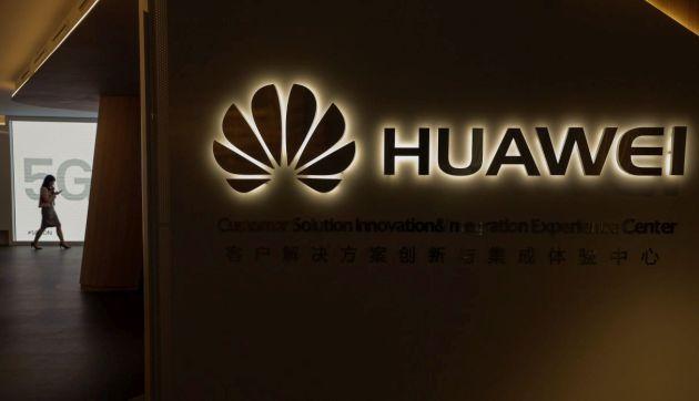 Huawei abre en Madrid su mayor tienda del mundo tras el de veto de EE.UU.