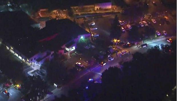 Estados Unidos: Tiroteo en bar de California deja al menos 13 fallecidos