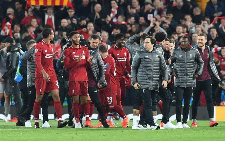 'La noche roja que vivimos en Liverpool', por Verónica Klingenberger