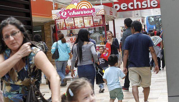 CCL: Ventas del sector retail crecerán 8% en julio por Fiestas Patrias y Juegos Panamericanos