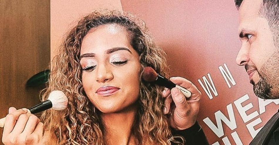 Base de maquillaje: Estas son las zonas de tu rostro en donde no debes aplicarla