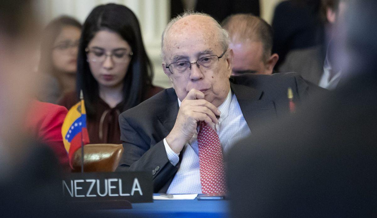 En la OEA por primera vez enviado de Guaidó ocupa el asiento de Venezuela