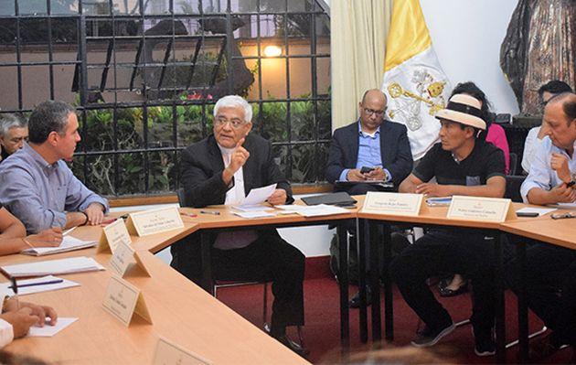 Hoy se reanuda diálogo entre el Ejecutivo y Gregorio Rojas por conflicto de Las Bambas