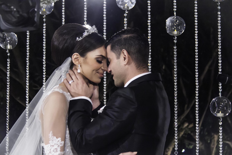 Natalie Vértiz y Yaco Eskenazi tuvieron una boda de ensueño y televisada (Foto: El Comercio)