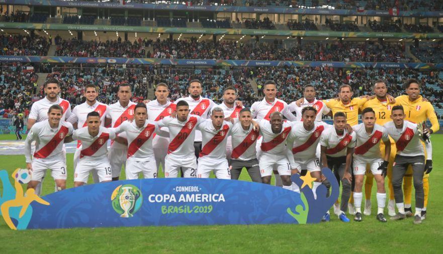 Perú vs. Brasil: la histórica plantilla blanquirroja que llegó a la final de la Copa América 2019 | FOTOS