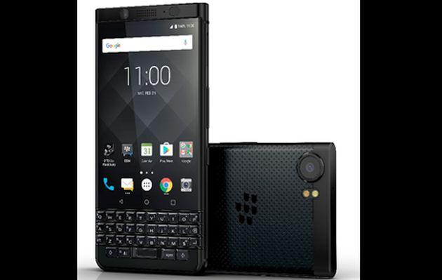 BlackBerry se reinventa con su KEYone Black Edition