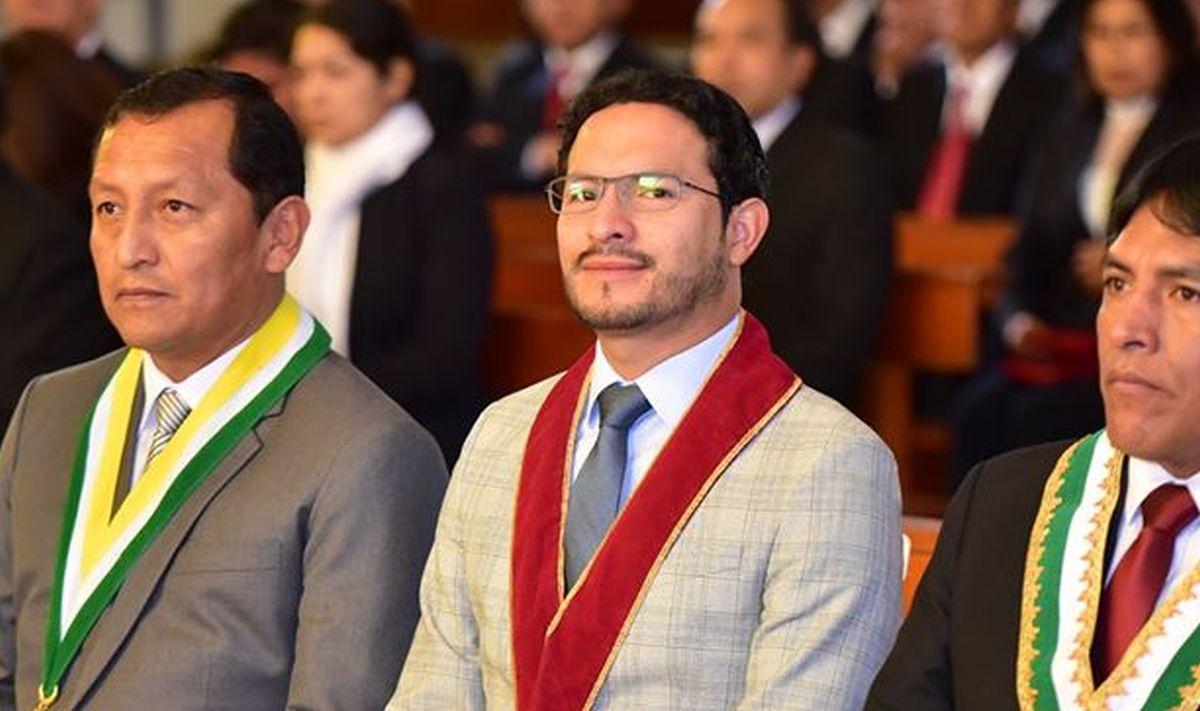 Junín: designan a Fernando Orihuela Rojas como nuevo gobernador regional - El Comercio - Perú