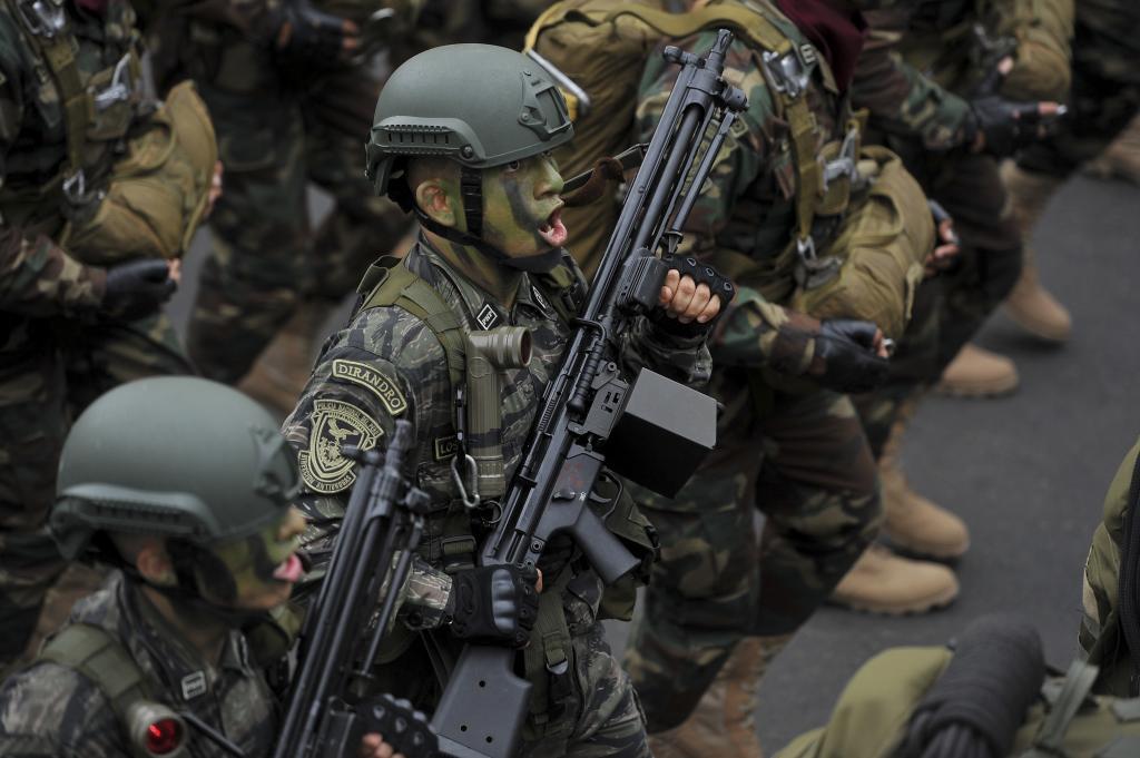 parada desfile civico militar 77945