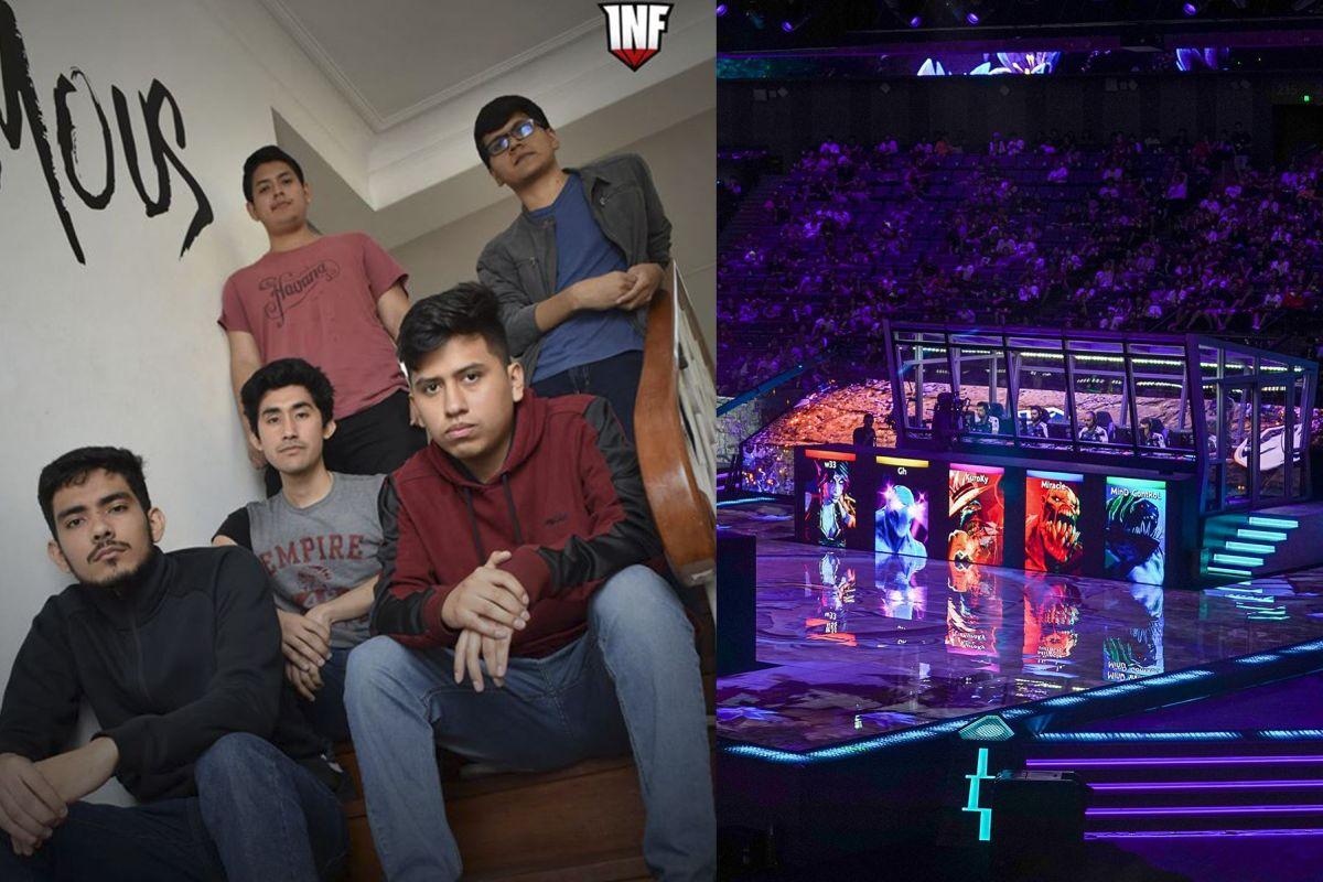 Equipo de San Marcos clasifica a torneo de Dota 2 en China - Publimetro Perú
