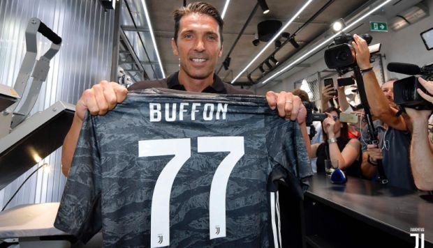 Gianluigi Buffon firmó su retorno a la Juventus