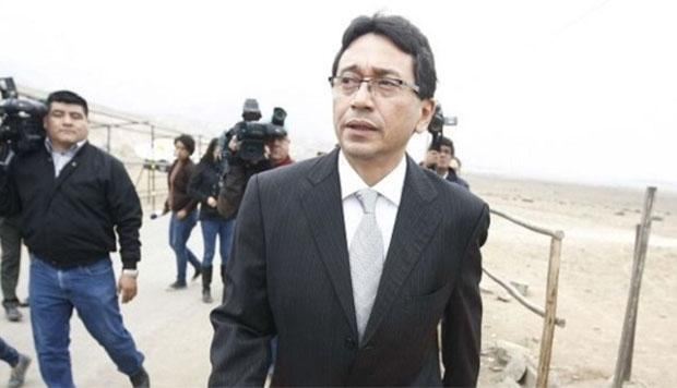 Abogado de Yoshiyama se reunió con Walter Ríos en penal sin registrar visita
