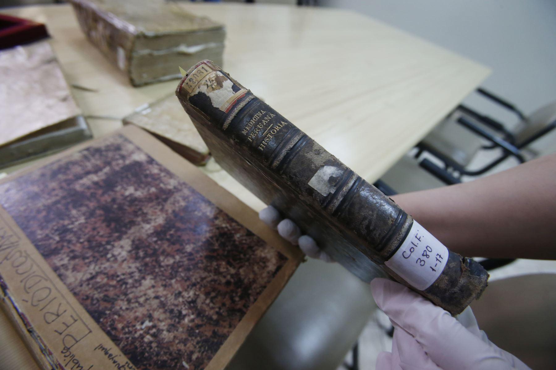 Documentos y libros históricos de San Marcos son reconocidos como patrimonio mundial por la Unesco