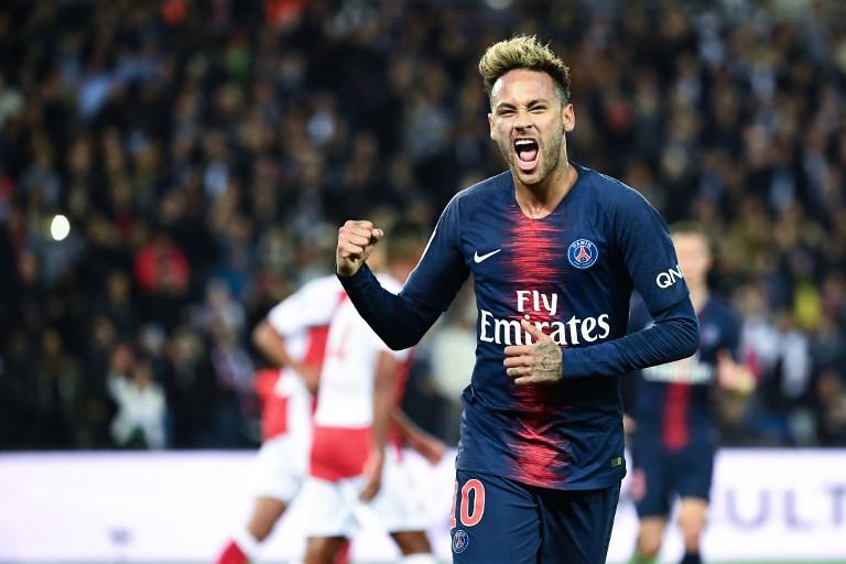 PSG vs. Reims: Neymar anotó gol de penal tras falta a Cavani en la Liga de Francia | VIDEO