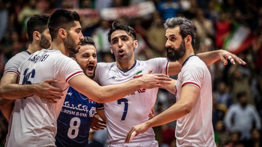 Irán denuncia detención de equipo de voleibol que viajó a EE.UU. para disputar final