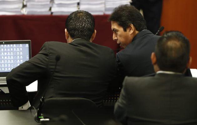 Abogado de José Miguel Castro: 'Mi cliente no reconoce su voz en esos audios'