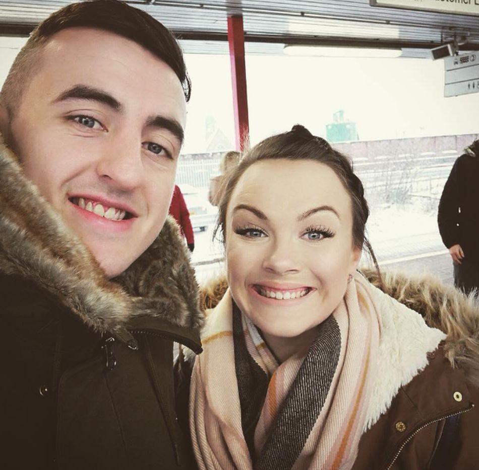Tom le pidió matrimonio a Shauna en un viaje a Roma. (Foto: Facebook de Shauna Gracey)