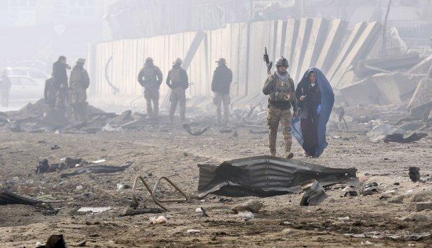 Afganistán: Ataque a base del servicio secreto deja al menos 12 muertos y 28 heridos