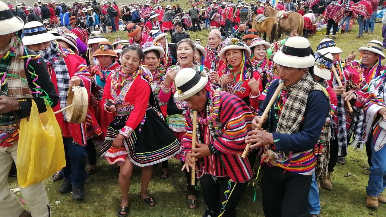 T'ikapallana: el carnaval que se festeja a más de 4.300 metros de altura en Apurímac | FOTOS