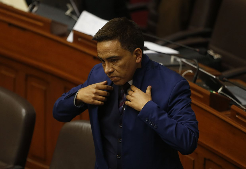 Roberto Vieira asegura que un miembro de Fuerza Popular se sumará a su bancada