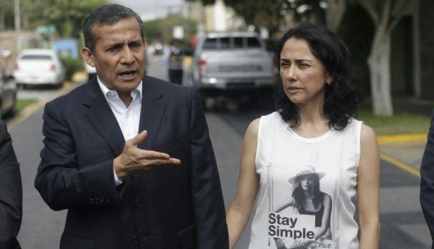 """Humala tras allanamiento a su vivienda: """"Exigimos el cese de actos arbitrarios"""""""