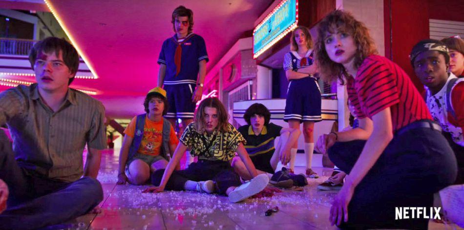 """Stranger Things"": Tercera temporada de la serie batió récord de audiencia, según Netflix | FOTOS"
