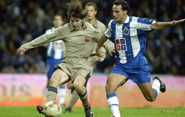 Un día como hoy en 2003, Lionel Messi debutó con FC Barcelona en amistoso contra Porto | VIDEO