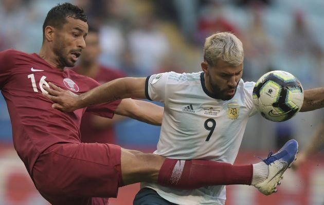 Argentina venció 2-0 a Catar por el grupo B de la Copa América 2019