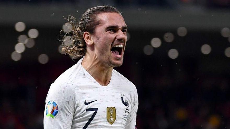 Francia vs. Albania: Griezmann decretó el 2-0 de los galos por las eliminatorias a la Euro 2020 | VIDEO - El Comercio - Perú