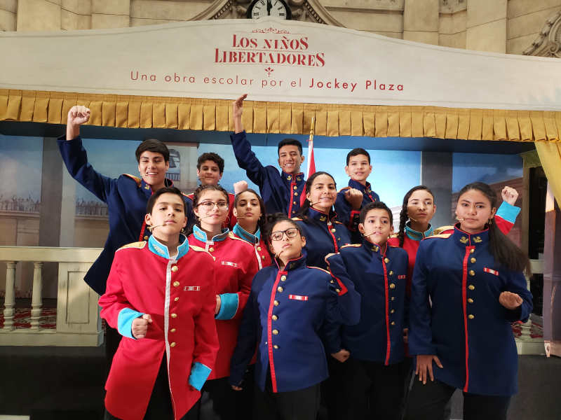 Jockey Plaza: obra de teatro por Fiestas Patrias con ingreso gratuito este jueves 18