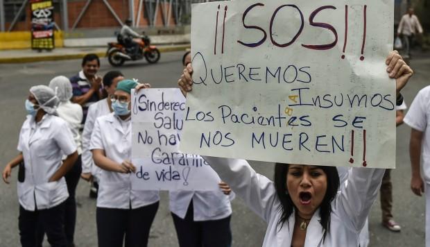"""Denuncian que médicos palestinos """"no calificados"""" trabajan en Venezuela"""