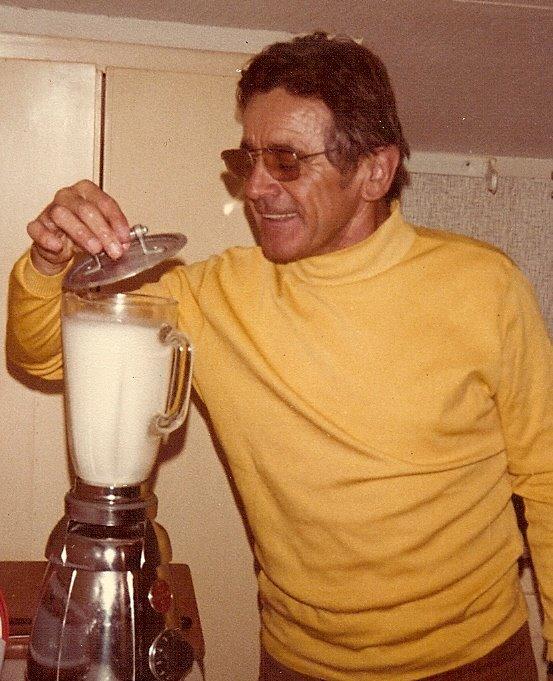 Isidoro Steinmann fue el fundador de esta recordada pollería. (Foto: Facebook El Rancho)