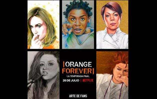 Netflix revela el trailer y arte de la última temporada de Orange Is The New Black
