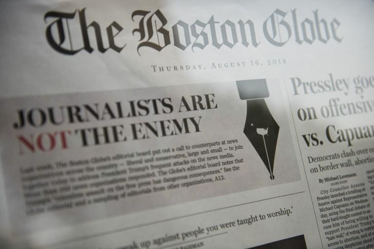 Estados Unidos: Hombre es arrestado por enviar amenazas de muerte al diario Boston Globe